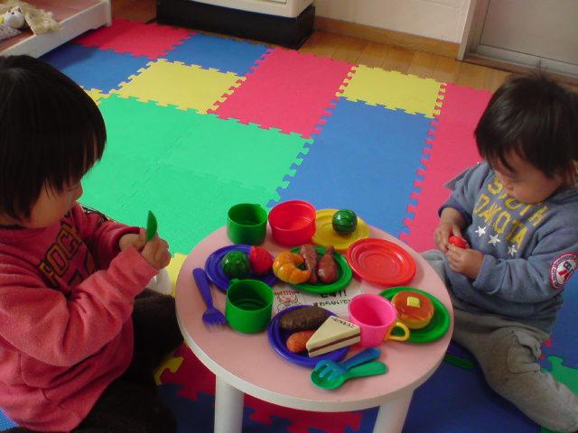 子供サービスの日